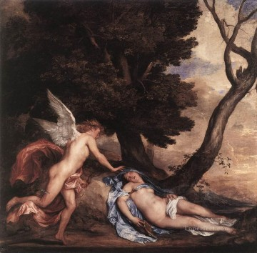 baroque - Cupid and Psyche Baroque court painter Anthony van Dyck