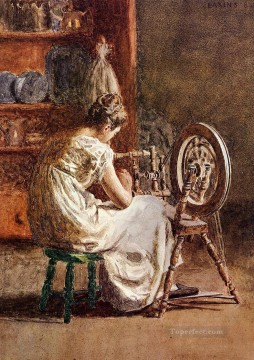 Thomas Eakins Painting - Homespun Realism Thomas Eakins