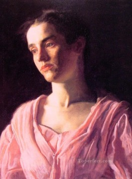 Maud cook Realism portraits Thomas Eakins Oil Paintings