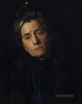 Portrait of Susan MacDowell Eakins Realism portraits Thomas Eakins Oil Paintings