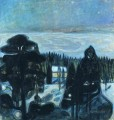 white night 1901 Edvard Munch