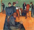 death in the sickroom 1893 Edvard Munch