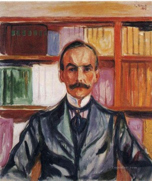 Edvard Munch Painting - harry graf kessler 1904 Edvard Munch