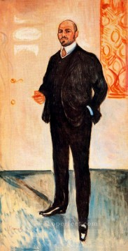 Walter Works - walter rathenau 1907 Edvard Munch