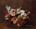 Bouquet of Flowers Henri Fantin Latour