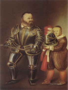 Caravaggio Works - Alof of Vignancourt after Caravaggio Fernando Botero
