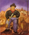The Hunter Fernando Botero