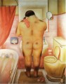 Tribute to Bonnard 2 Fernando Botero