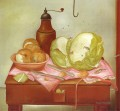 Kitchen Table Fernando Botero