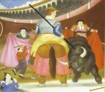 The Pica Fernando Botero Decor Art