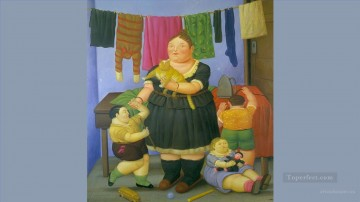 magritte Fernando Botero Oil Paintings