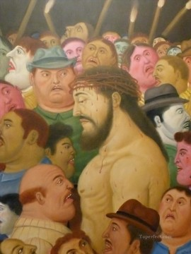 Jesus Fernando Botero Oil Paintings