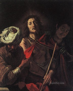Domenico Fetti Painting - Ecce Homo Baroque figures Domenico Fetti