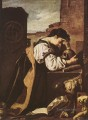 Melancholy 1620 Baroque figures Domenico Fetti