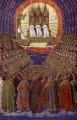 The Enthronement Of The Virgin Jean Fouquet