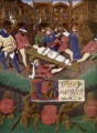 The Martyrdom Of St Apollonia Jean Fouquet
