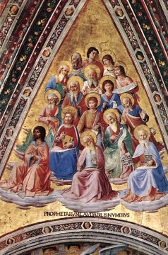 Prophets Renaissance Fra Angelico Oil Paintings