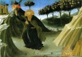 Saint Anthony The Abbot Tempted By A Lump Of Gold Renaissance Fra Angelico