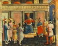 Saint Cosmas And Saint Damian Before Lisius Renaissance Fra Angelico