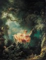 The Swing Rococo hedonism eroticism Jean Honore Fragonard