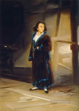 Goya Oil Painting - Asensio Julia Francisco de Goya
