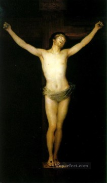 Crucified Christ Francisco de Goya Oil Paintings