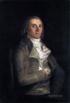 Francisco Goya Painting - Don Andres del Peral Francisco de Goya