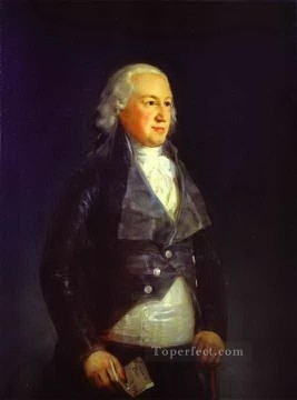 Francisco Goya Painting - Don Pedro Francisco de Goya