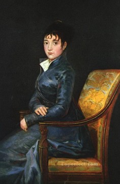Dona Teresa Sureda Francisco de Goya Oil Paintings