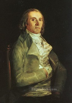 Francisco Goya Painting - Dr Pearl portrait Francisco Goya