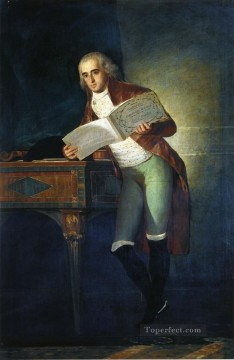 Francisco Art Painting - Duke of Alba Francisco de Goya
