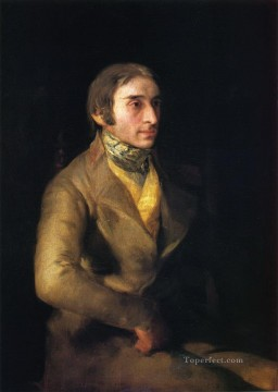 Maunel Silvela Francisco de Goya Oil Paintings