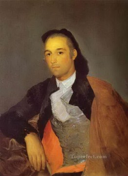 Goya Oil Painting - Pedro Romero Francisco de Goya