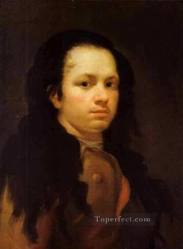 Self portrait 1 Francisco de Goya Oil Paintings