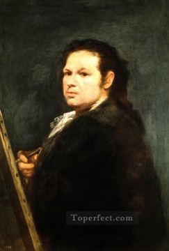 Self portrait 2 Francisco de Goya Oil Paintings