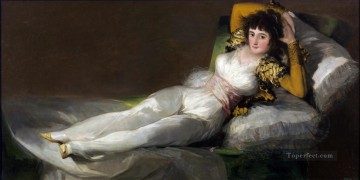 The Clothed Maja Francisco de Goya Oil Paintings