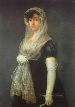 Francisco Art Painting - the Bookseller Wife Francisco de Goya