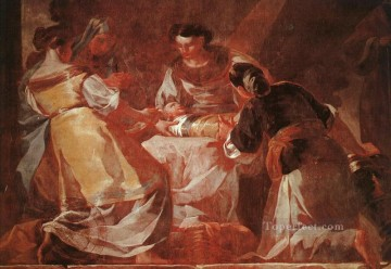 Birth of the Virgin Romantic modern Francisco Goya Oil Paintings