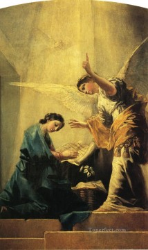 The Annunciation Francisco de Goya Oil Paintings