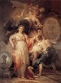 Allegory of the City of Madrid Francisco de Goya