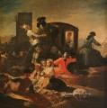 The Pottery Vendor Romantic modern Francisco Goya