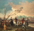 Dance of the Majos at the Banks of Manzanares Francisco de Goya