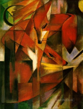Fuhse Franz Marc Oil Paintings