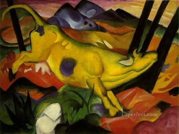zoltakrowa Franz Marc Oil Paintings