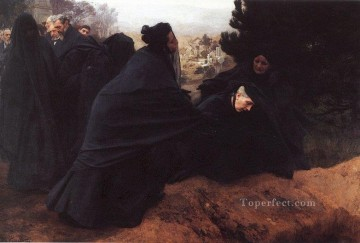 Doleur Realism Emile Friant Oil Paintings