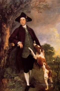 thomas - George Lord Vernon portrait Thomas Gainsborough