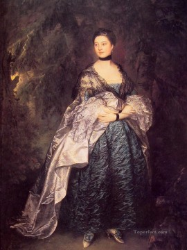 thomas - Lady Alston portrait Thomas Gainsborough