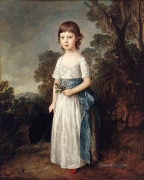 thomas - Master John Heathcote portrait Thomas Gainsborough