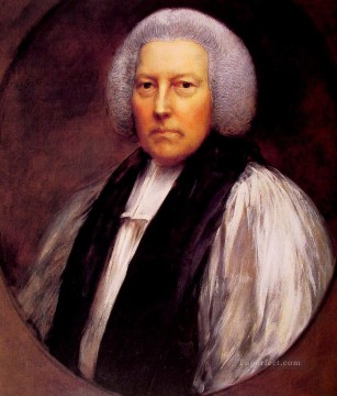 thomas - Richard Hurd Bishop of Worcester portrait Thomas Gainsborough