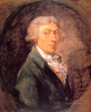 Self portrait Thomas Gainsborough Oil Paintings